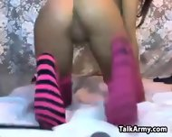 Slut With Her Adult Toys - scene 12