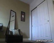 Hot Webcam Girl Strips - scene 10