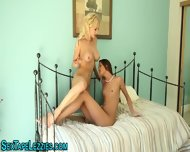 Lesbian Babes Sixty Nine - scene 1