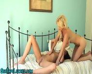 Lesbian Babes Sixty Nine - scene 11