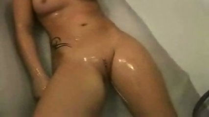 Shaved Pussy and Fingern - scene 7