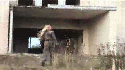 Geile Deutsche Nato Schlampe - scene 1