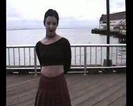 Goth Lesbians - scene 1