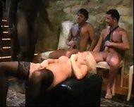 Gina Wild 30 Man Gang Bang - scene 5