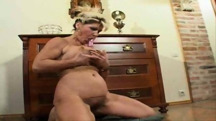 Mature strip and toy - scene 8