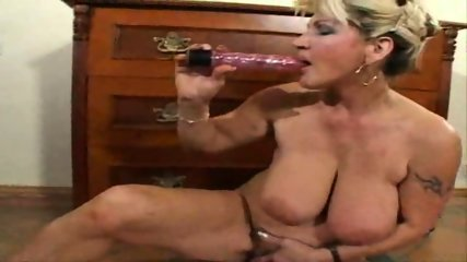 Mature strip and toy - scene 12