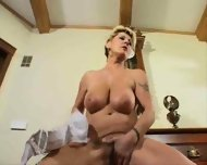 Mature strip and toy - scene 4