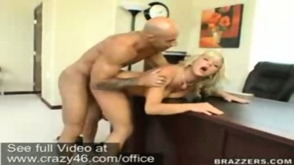 Bree Olsen fucks her Boss on Desk - scene 2