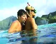In the sea off Thailand - scene 5