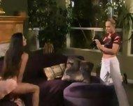 Stephanie Swift Lesbian Scene - scene 1