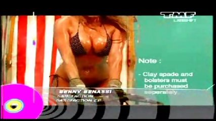 Benny Benassi - Satisfaction musik music video - scene 12