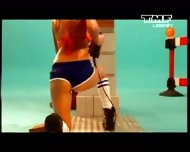 Benny Benassi - Satisfaction musik music video - scene 3