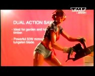 Benny Benassi - Satisfaction musik music video - scene 5