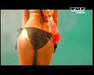 Benny Benassi - Satisfaction musik music video - scene 7