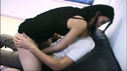 ovidie - sex on a couch (french) - scene 5