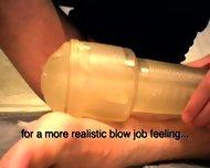 instructional fleshlight video - scene 4
