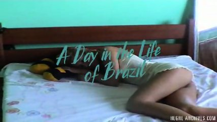 A Day in the Life of Brazil (NaughtyBoy) - scene 1