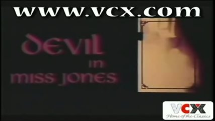 VCX Classic - The Devil In Miss Jones - scene 2