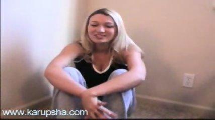 amateur nude interview - scene 2