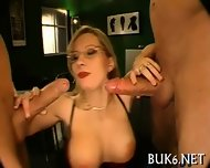 Filling Babes Mouths With Jizz - scene 8