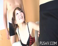 Thick Cock Thrust In Tight Cunt - scene 2