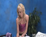 Lusty Gal Gets Massive Facial - scene 2