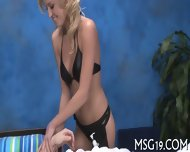 Lusty Gal Gets Massive Facial - scene 6