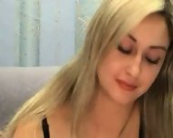 The most sexy blonde I ever seen - scene 4