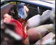 Blasen im Auto - scene 8