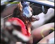Blasen im Auto - scene 9
