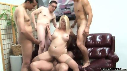 Cuckold Gangbang 01 Scene 02 540p Joclyn Stone - scene 1
