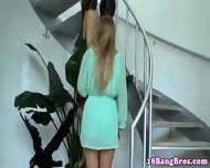 Amateur Teen Jizzed In Mouth After Pounding