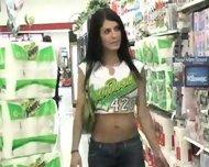 NINA in public - scene 3