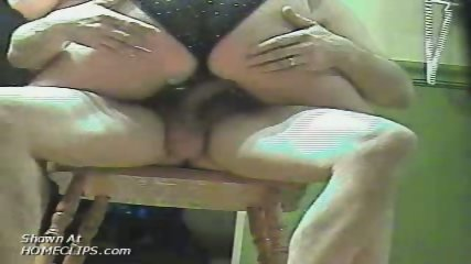 Riding on the chair - scene 1