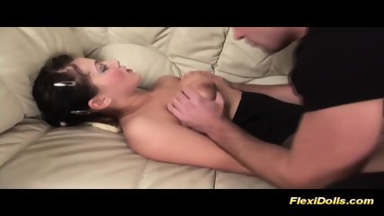 Anal Sex With My Real Flexi Doll - scene 3