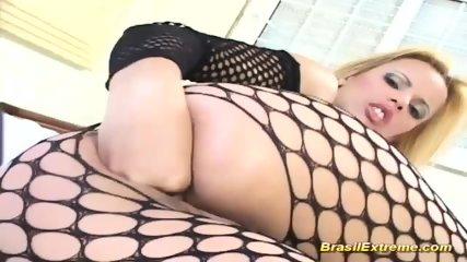 Brazilian Babes Anal Fisting - scene 8