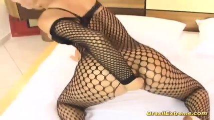 Brazilian Babes Anal Fisting - scene 1