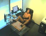 Vivian - Office CCTV - scene 8