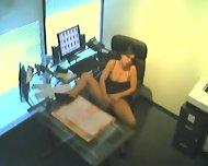 Vivian - Office CCTV - scene 10