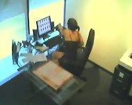 Vivian - Office CCTV - scene 11