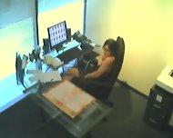 Vivian - Office CCTV - scene 2