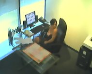 Vivian - Office CCTV - scene 4