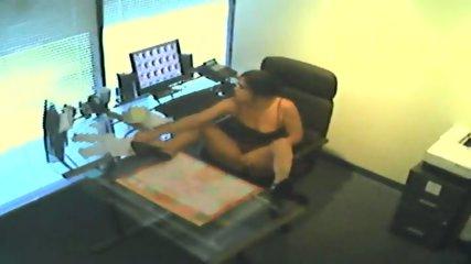 Vivian - Office CCTV - scene 6
