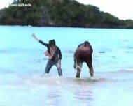 Coconut Beach - scene 4