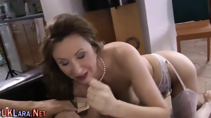 Mature brit jerks for cum - scene 10