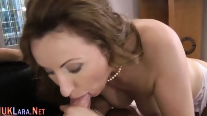 Mature brit jerks for cum - scene 12