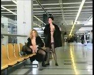 Airport-Voyeur - scene 9