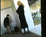 Airport-Voyeur - scene 4