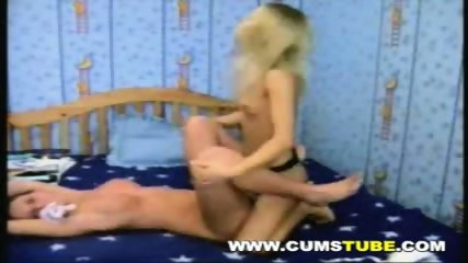 Lesbians Fucking With A Strap On - scene 6