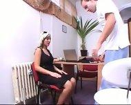 Gyno Clinic- Examination of a Cech girl- CAROL - scene 1